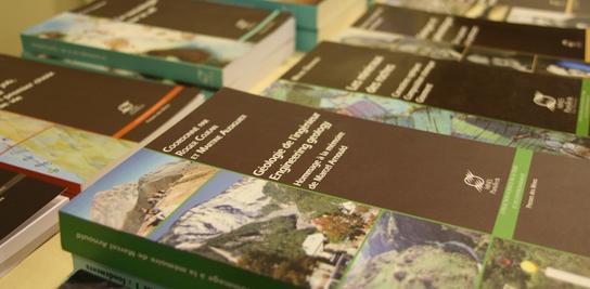 Ouvrages publi�s aux Presses des Mines