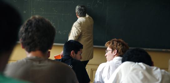 Cours de mathématiques à MINES ParisTech