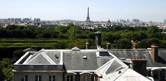 Implantation parisienne de MINES ParisTech