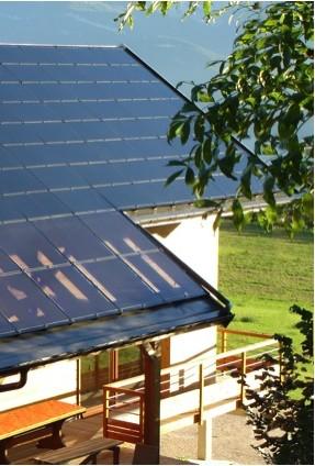 Couplage pompe à chaleur et photovoltaïque hybride