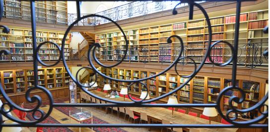 Bibliothèque de Paris