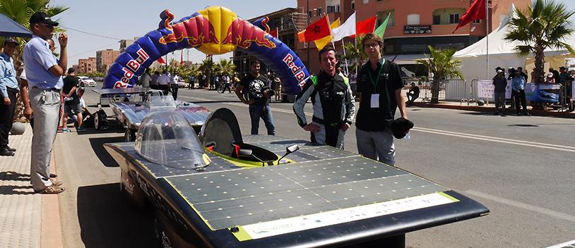 Moroccan Solar Race-EcoSolarBreiz