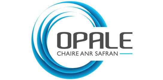 Logo de la Chaire Opale