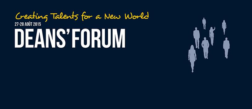 Deans-forum-2015