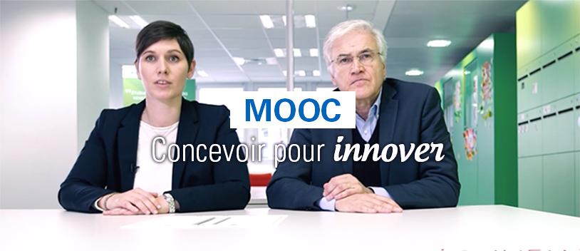 MOOC - Concevoir pour innover