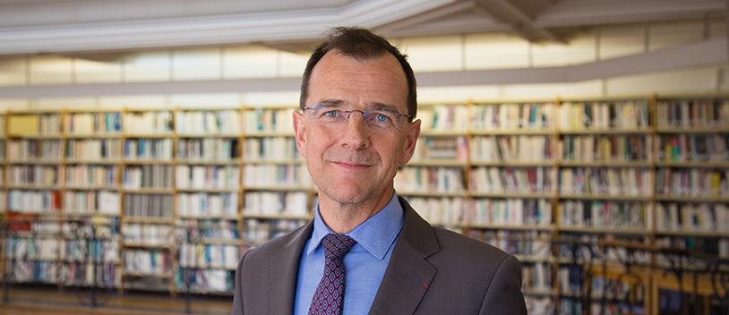 Vincent Laflèche directeur