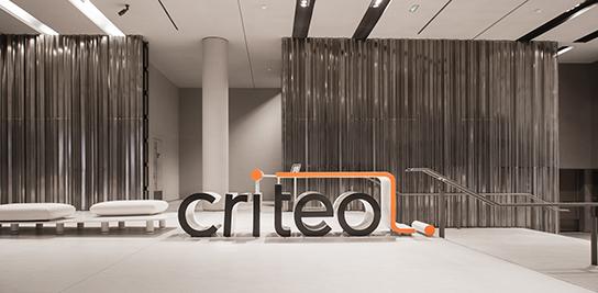 Criteo, start-up créée par deux anciens élèves de MINES ParisTech