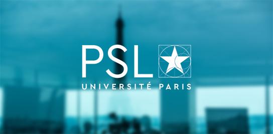 Située au cœur de Paris, l'Université PSL (Paris Sciences & Lettres) offre l'environnement idéal à une culture académique d'excellence, de création et d'innovation.