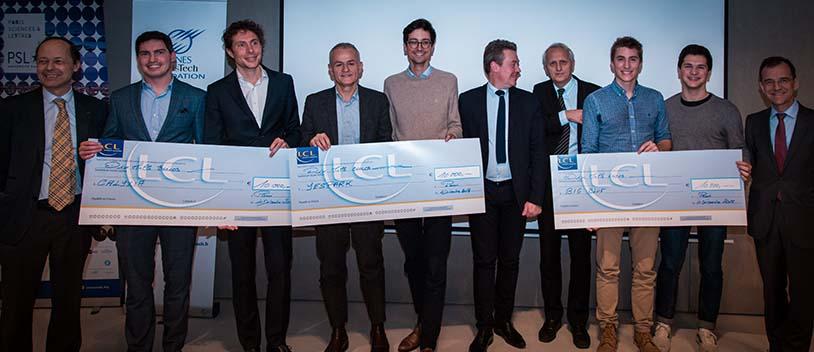 Prix Mines Criteo 2018