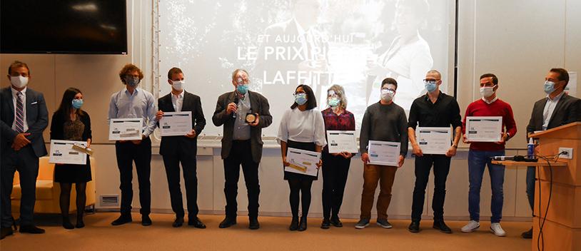 Finale Prix P. Laffitte 2020